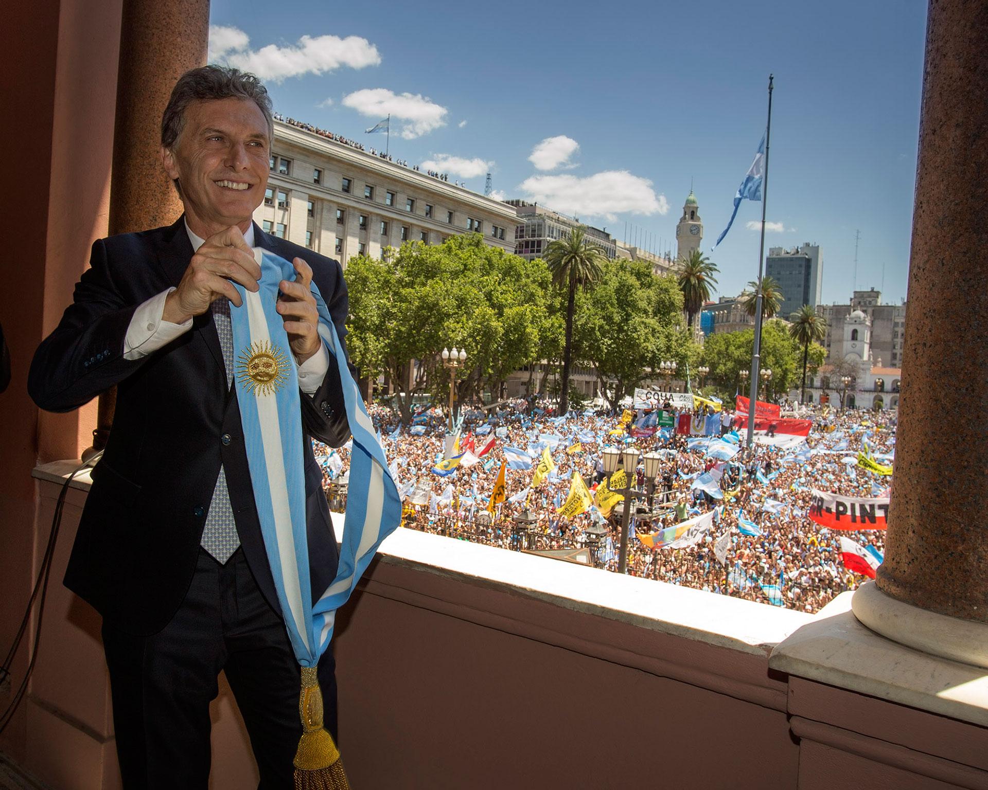 Macrì, il presidente calabrese dell'Argentina