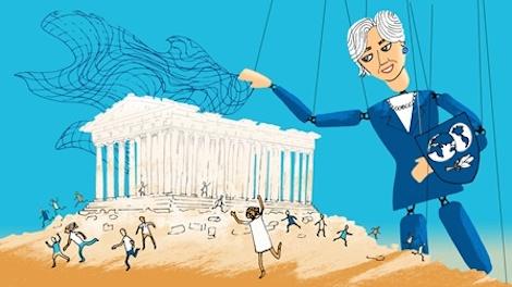 Grecia, l'Europa torna sul luogo del delitto