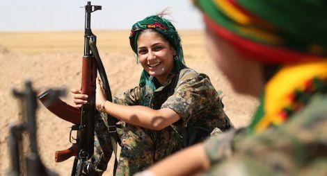 Appello contro l'aggressione della Turchia al Rojava ed alle Forze Democratiche Siriane